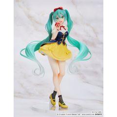 Vocaloid - Hatsune Miku - Hatsune Miku Wonderland Figure Series - Shirayukihime PVC Figure