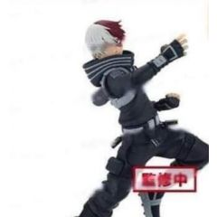 Boku no Hero Academia The Movie: World Heroes' Mission - Todoroki Shouto - The Amazing Heroes PVC Figure