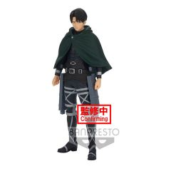 Shingeki no Kyojin The Final Season - Levi PVC Figuur