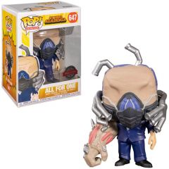 Pop! My Hero Acadamia – All for One Charged Exclusive