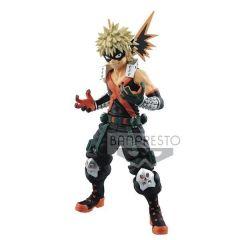 Boku no Hero Academia - Bakugou Katsuki - Texture Vol.2 PVC Figure