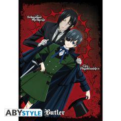 Black Butler Poster (LARGE)