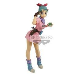 Dragon Ball - Bulma - Glitter & Glamours - III PVC Figure (A)