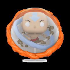 Avatar Oversized POP! Animation Vinyl Figure Aang All Elements 15 cm