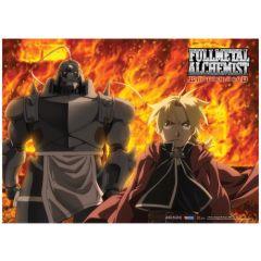 Ed and Al Fire Wallscroll