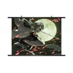 Gintoki Attack Wallscroll
