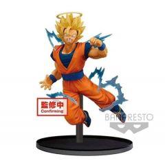 Dragon Ball Z Dokkan Battle - Son Goku SSJ2 PVC Figure