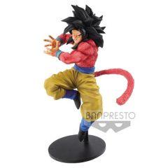 Dragon Ball GT - Son Goku SSJ4 - x10 Kamehameha PVC Figure