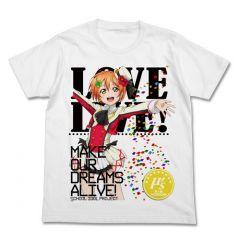 Love Live! T-shirt: Hoshizora Rin