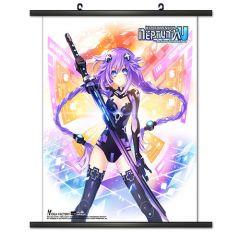Hyperdimension Neptunia Wallscroll 05
