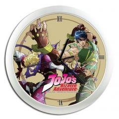 Dio & Jonathan Wall Clock