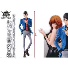 Arséne Lupin III Master Stars Piece PVC Figure
