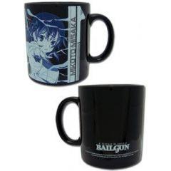 Mikoto Railgun Mug