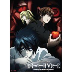 Death Note - Misa Light & L Wall Scroll