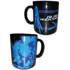 Black Rock Shooter Mug