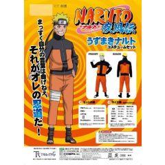 Naruto Shippuden Cosplay: Uzumaki Naruto