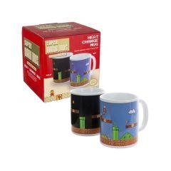 Super Mario Bros. Heat Change mug
