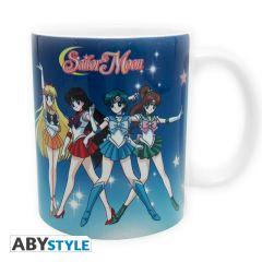 Sailor Moon - Mug - 320 ml - Sailor Warriors