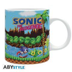 Sonic - Mug - 320 ml - Retro