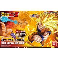 Figure Rise SSJ 3 Goku Model Kit