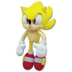 Super Sonic plush