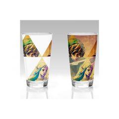 Hyrule Colour Change Glass 450 ml