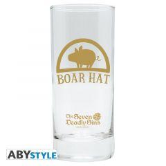 """The Seven Deadly Sins - Glass """"Boar Hat"""""""