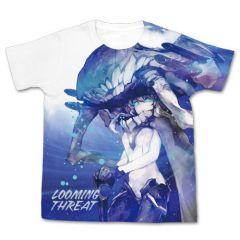 Kantai Collection T-shirt: Wo Class Aircraft Carrier full colour