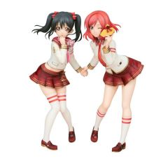 Love Live! School Idol Festival Statue 1/7 Nico Yazawa & Maki Ni