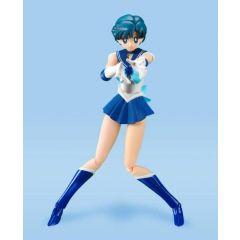 Sailor Moon S.H. Figuarts Action Figure Sailor Mercury Animation Color Edition 14 cm