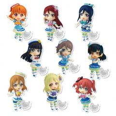 Love Live! Sunshine!! PVC Mini Figures 7 cm Assortment Toy'swork
