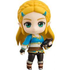 Nendoroid: Zelda Breath of the Wild Ver.
