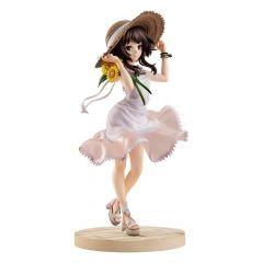 Kono Subarashii Sekai ni Syukufuku wo! Statue 1/7 Megumin: Sunflower One-Piece Dress Ver. 26 cm