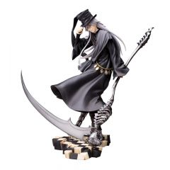 Black Butler Book of Circus ARTFXJ Statue 1/8 Undertaker