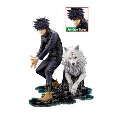 Jujutsu Kaisen ARTFXJ Statue 1/8 Megumi Fushiguro Bonus Edition 18 cm
