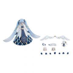 FIGMA - Snow Miku: Glowing Snow Ver. 14 cm