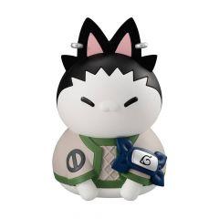 Naruto Shippuden Nyanto! The Big Nyaruto Series Trading Figure Nara Shikamaru 10 cm