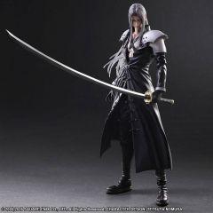 Final Fantasy VII Advent Children Play Arts Kai Action Figure Sephiroth 26 cm