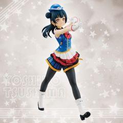 Love Live Sunshine Tsushima Yoshiko Happy Party Train 21cm SSS Figure