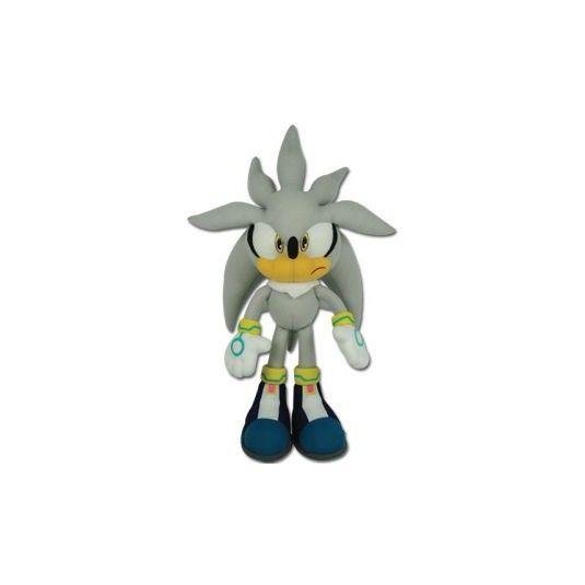 Sonic Classic: Silver Sonic knuffel