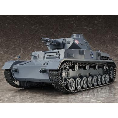 """FIGMA Vehicles: Panzer IV Ausf. D """"Finals"""""""