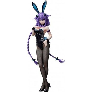 Hyperdimension Neptunia Statue 1/4 Purple Heart Bunny Version 47