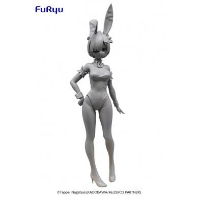 Re:Zero BiCute Bunnies PVC Statue Rem 30 cm