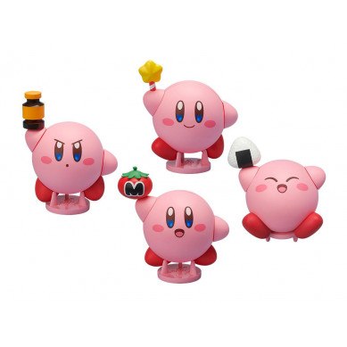 Kirby Corocoroid Buildable Collectible Figures 6 cm Assortment (