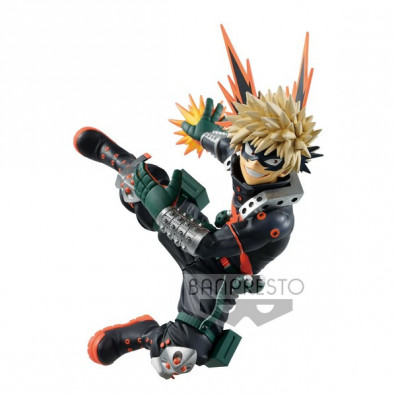 Boku no Hero Academia - Bakugou Katsuki - The Amazing Heroes (Vol.14) PVC Figure