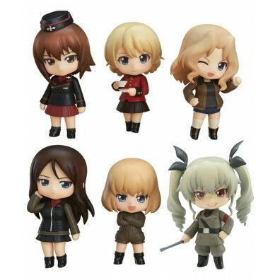 Nendoroid Petite: Girls und Panzer - Other High Schools Ver.