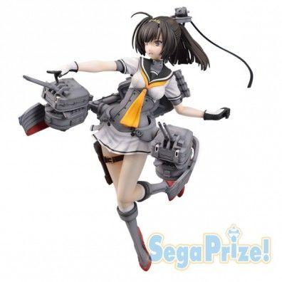Akizuki - Choujuusenchihou-chan SPM Figure
