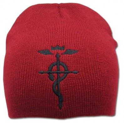 Cross of Flamel beanie