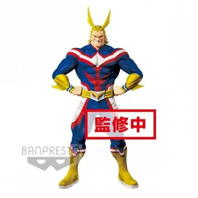 Boku no Hero Academia - All Might - Age of Heroes PVC Figure