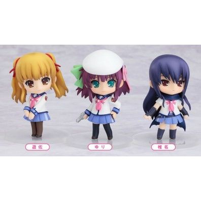 Nendoroid Petite: Angel Beats! Set 01